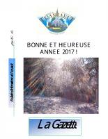 71 gazette janvier 2017