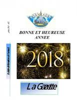 73 gazette janvier 2018
